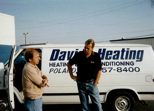 David's Heating: 20 E Mckinley Way, Youngstown, OH