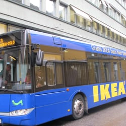 ikea bussen transportation fred olsens gate 5 sentrum oslo norway yelp. Black Bedroom Furniture Sets. Home Design Ideas