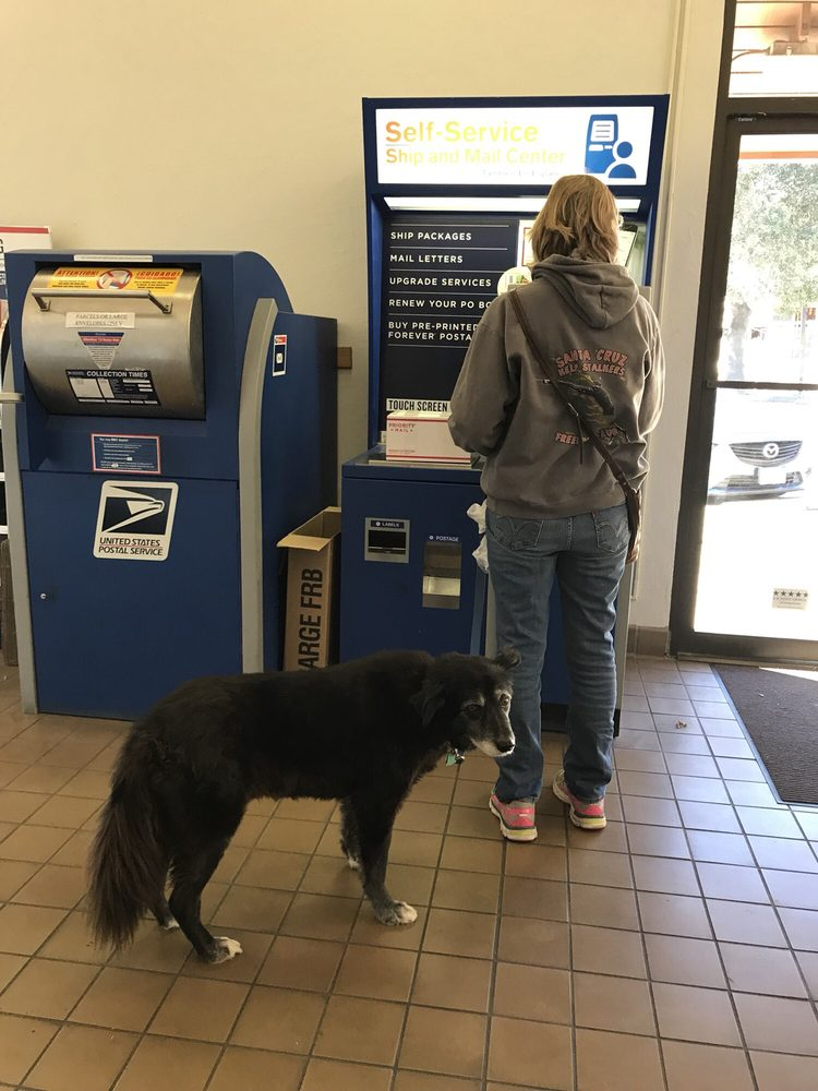 US Post Office: 500 Cathedral Dr, Aptos, CA