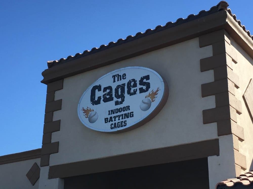The Cages Training Facility