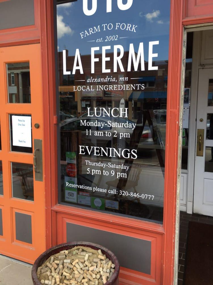 LA FERME - 104 Photos & 63 Reviews - French - 613 Broadway