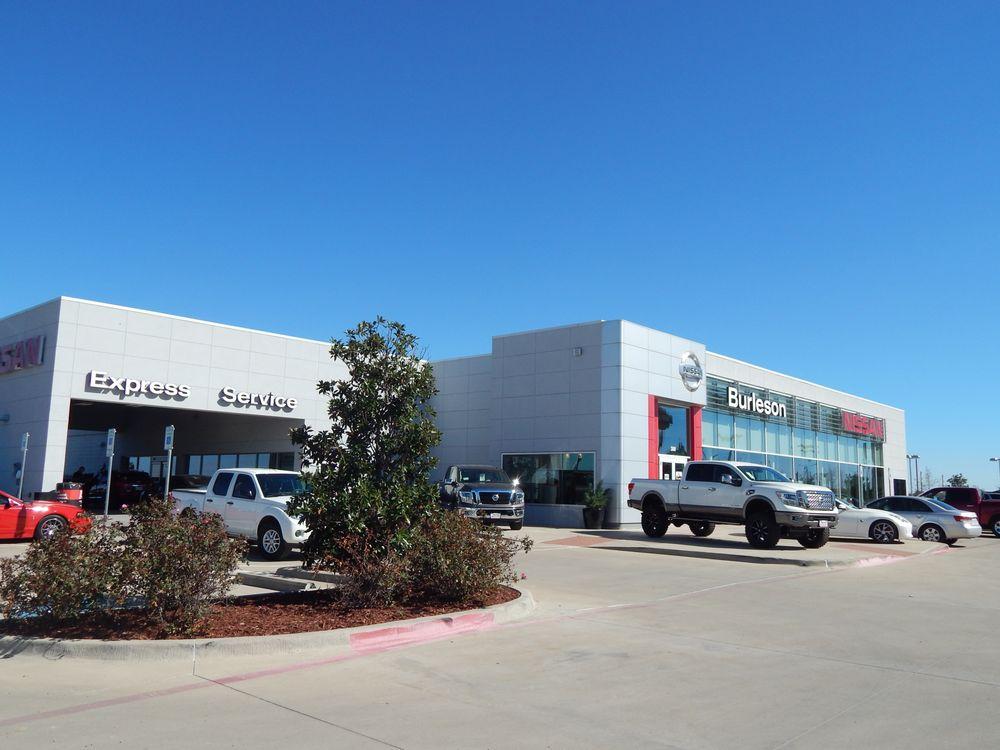 Burleson Nissan 41 Reviews Auto Parts Supplies 300 N
