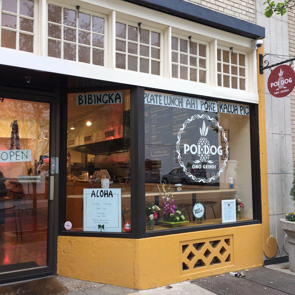 White apron dc yelp - Photo Of Poi Dog Snack Shop Philadelphia Pa United States