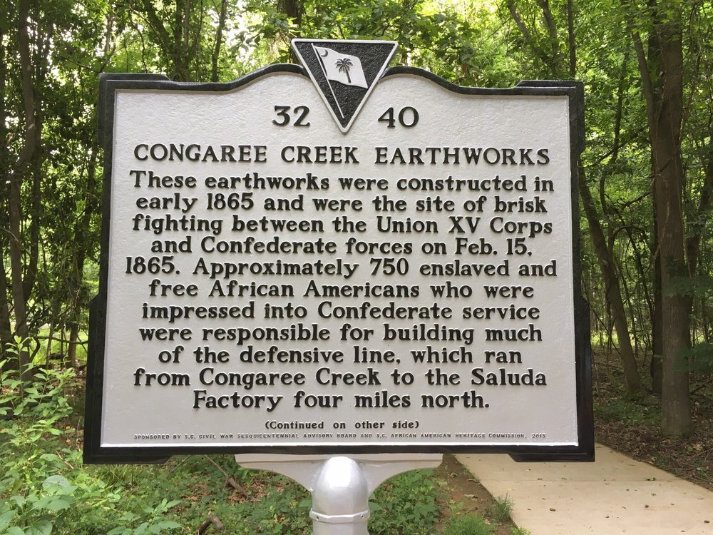 Photo of City of Cayce - SC, SC, United States. Historical Marker front