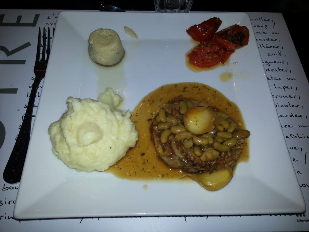 Epaule d 39 agneau yelp - Restaurant tout le monde a table lyon ...