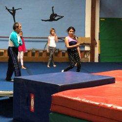 Adult gymnastics los angeles