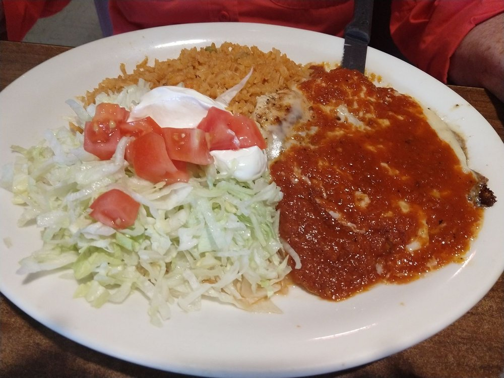 Tijuanas Grill Mexican Restaurant: 143 E Broadway St, Johnsonville, SC