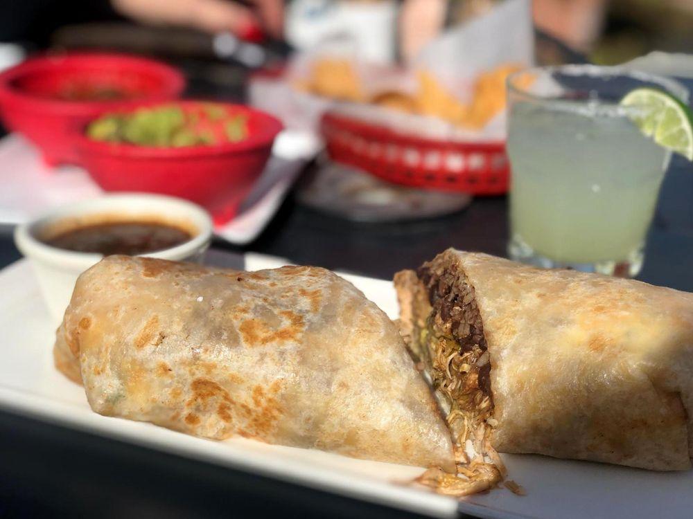 The Haute Enchilada Cafe, Gallery & Social Club: 7902 A Moss Landing Rd, Moss Landing, CA