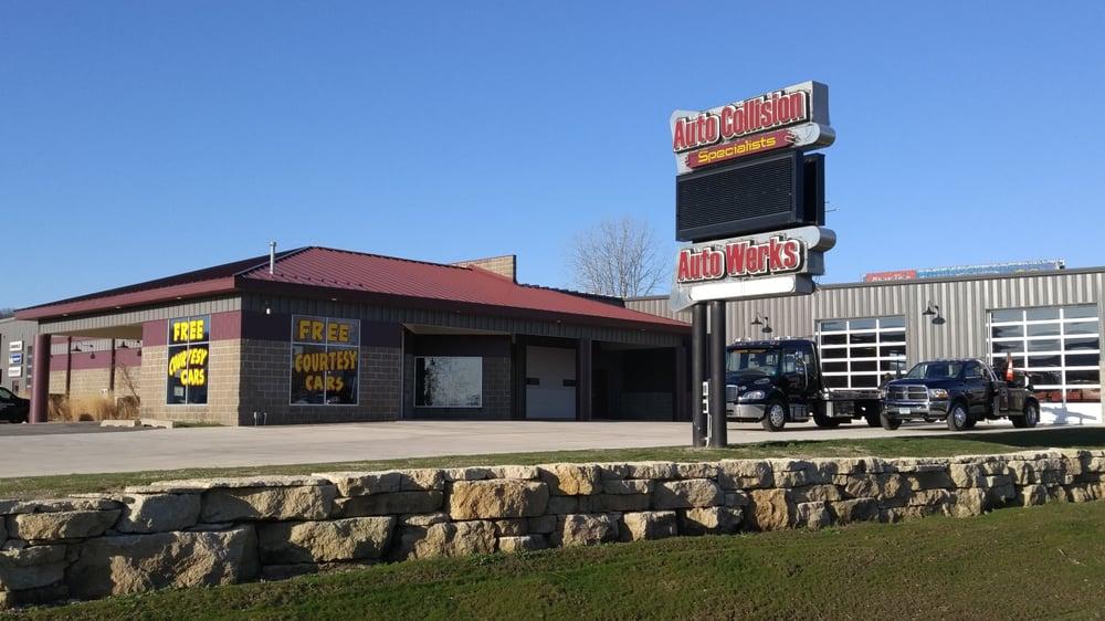 Auto Collision Specialists: 1201 Breezy Ln, Winona, MN