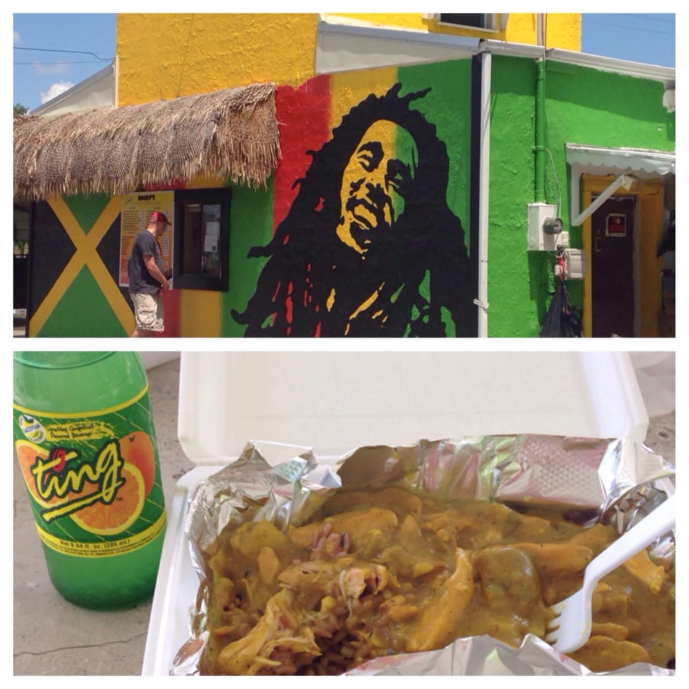 Jamaican Food In Tennessee Heaven Curry Chicken Red Beans And