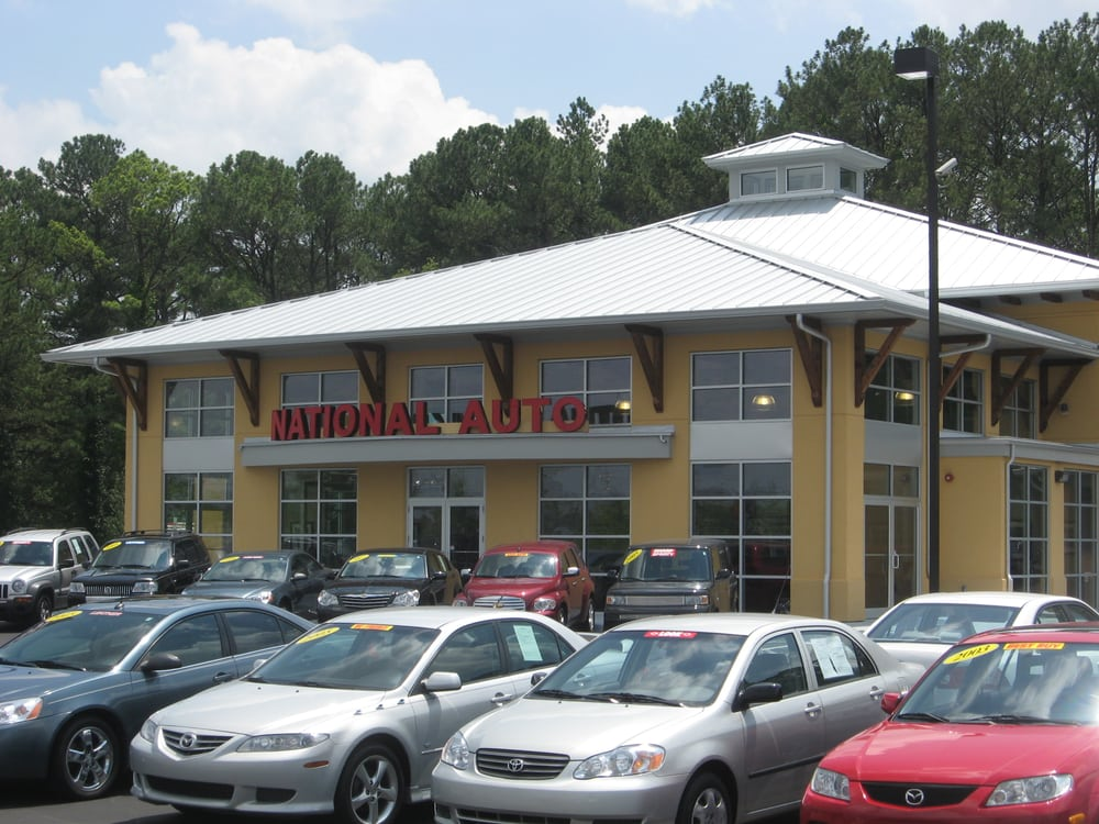 national auto sales inc car dealers 831 cobb pkwy n