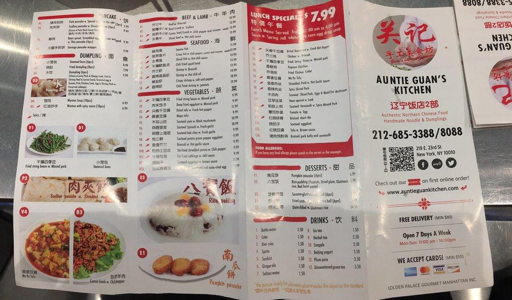 Auntie Guan S Kitchen Order Food Online 150 Photos 128