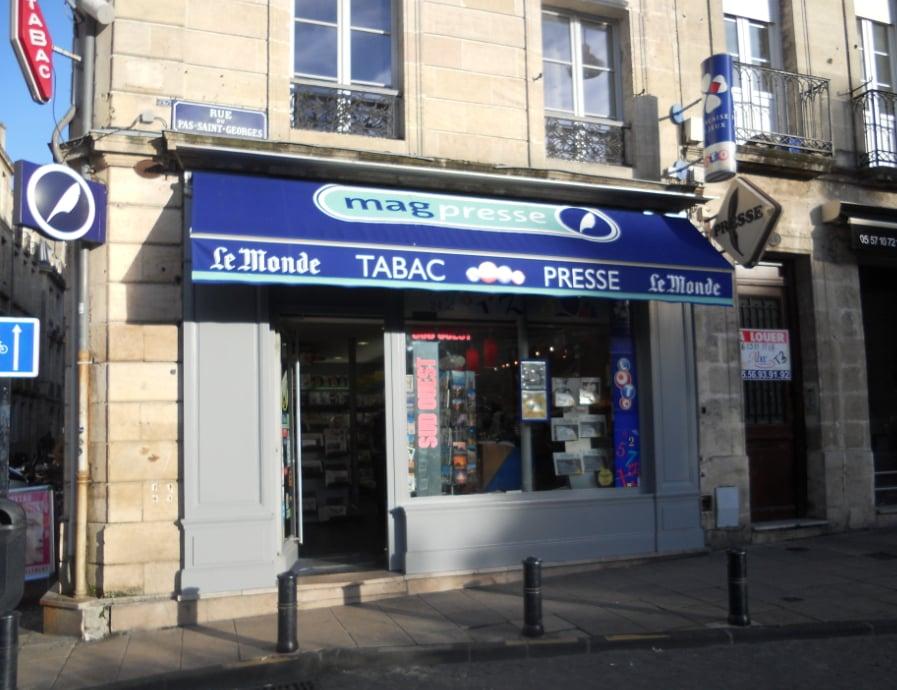 Tabac la française photos avis bureau de tabac rue