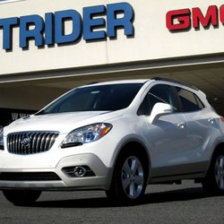 Strider Buick GMC Subaru Car Dealers E Dixie Dr Asheboro - Buick dealers in nc