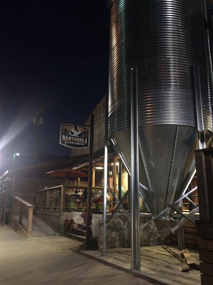 Nantahala Brewing Company: 61 Depot St, Bryson City, NC