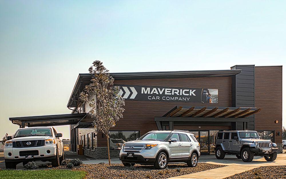 Maverick Car Company: 12463 W Fairview Ave, Boise, ID