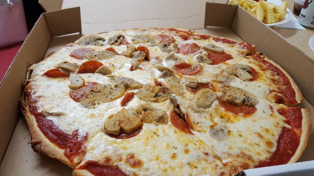 Bens Pizza: 7417 Saint Bernard Hwy, Arabi, LA