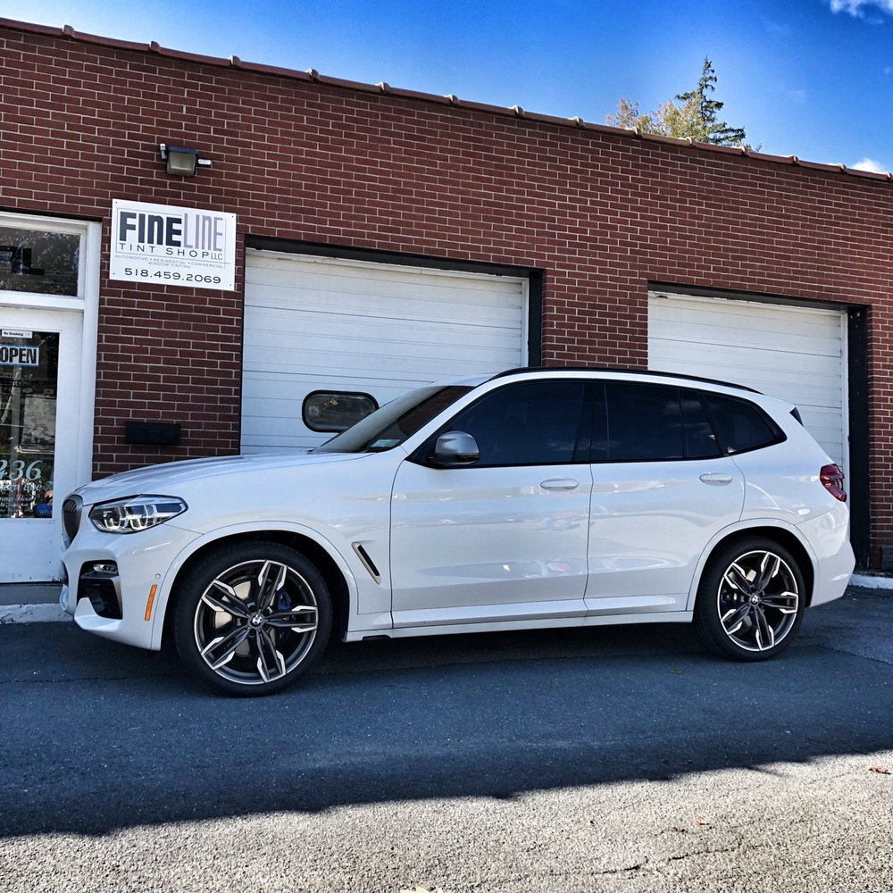 2019 BMW X3 M40 With Factory Match Film.
