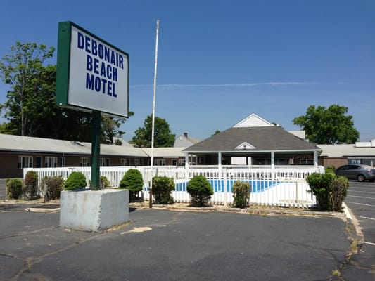 Photo Of Debonair Motel Apartments West Haven Ct United States Front