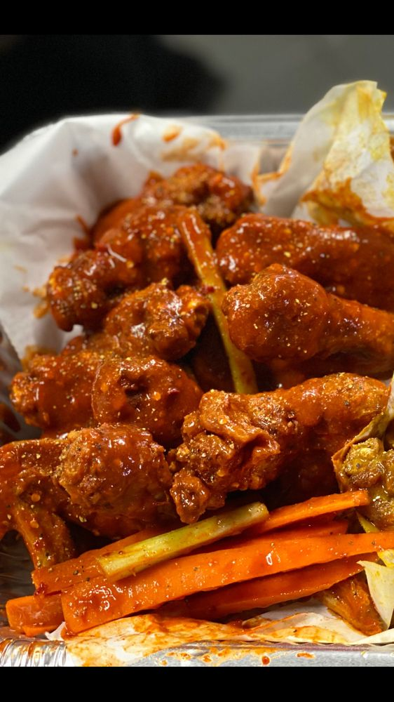 Crumpy's Hot Wings: 4468 Glenwood Rd, Decatur, GA