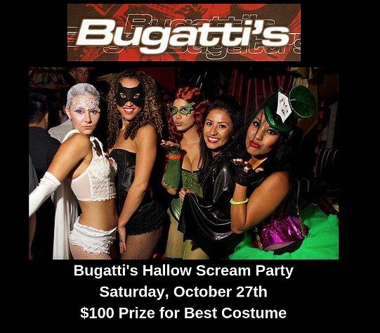Bugatti's: 111 College Pl, Norfolk, VA