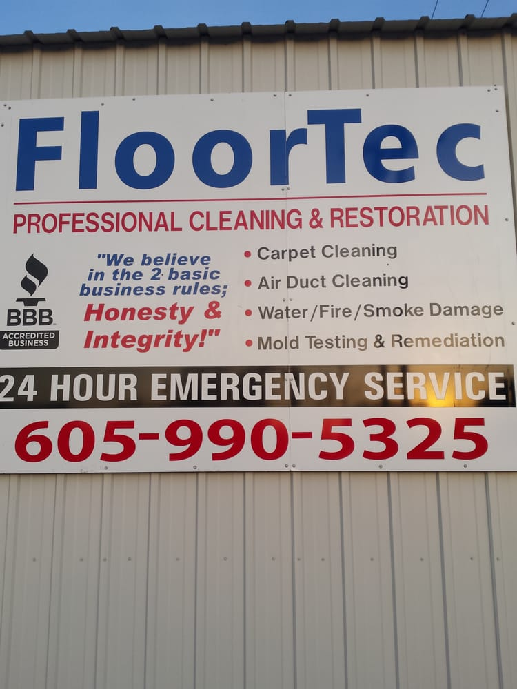 Floor Tec: 119 W Railroad St, Mitchell, SD
