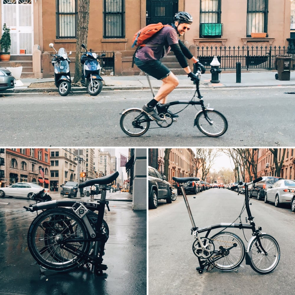 Bfold Folding Bicycles