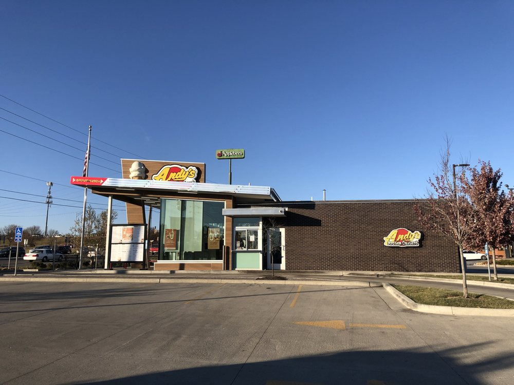 Andy's Frozen Custard: 1000 NW Missouri 7, Blue Springs, MO