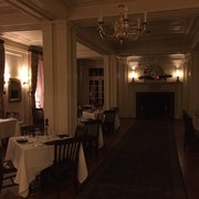 ... Photo Of Lincklaen House   Cazenovia, NY, United States. Upstairs  Restaurant