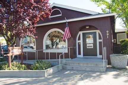 Crockett Library: 991 Loring Ave, Crockett, CA