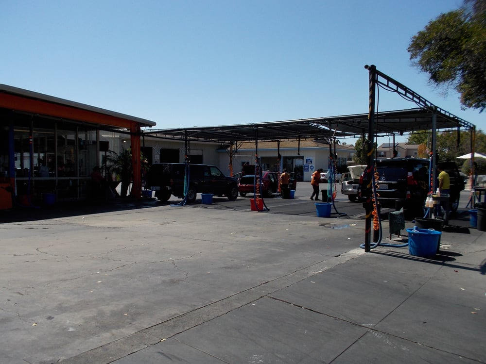 Car Wash On Commerce Blvd