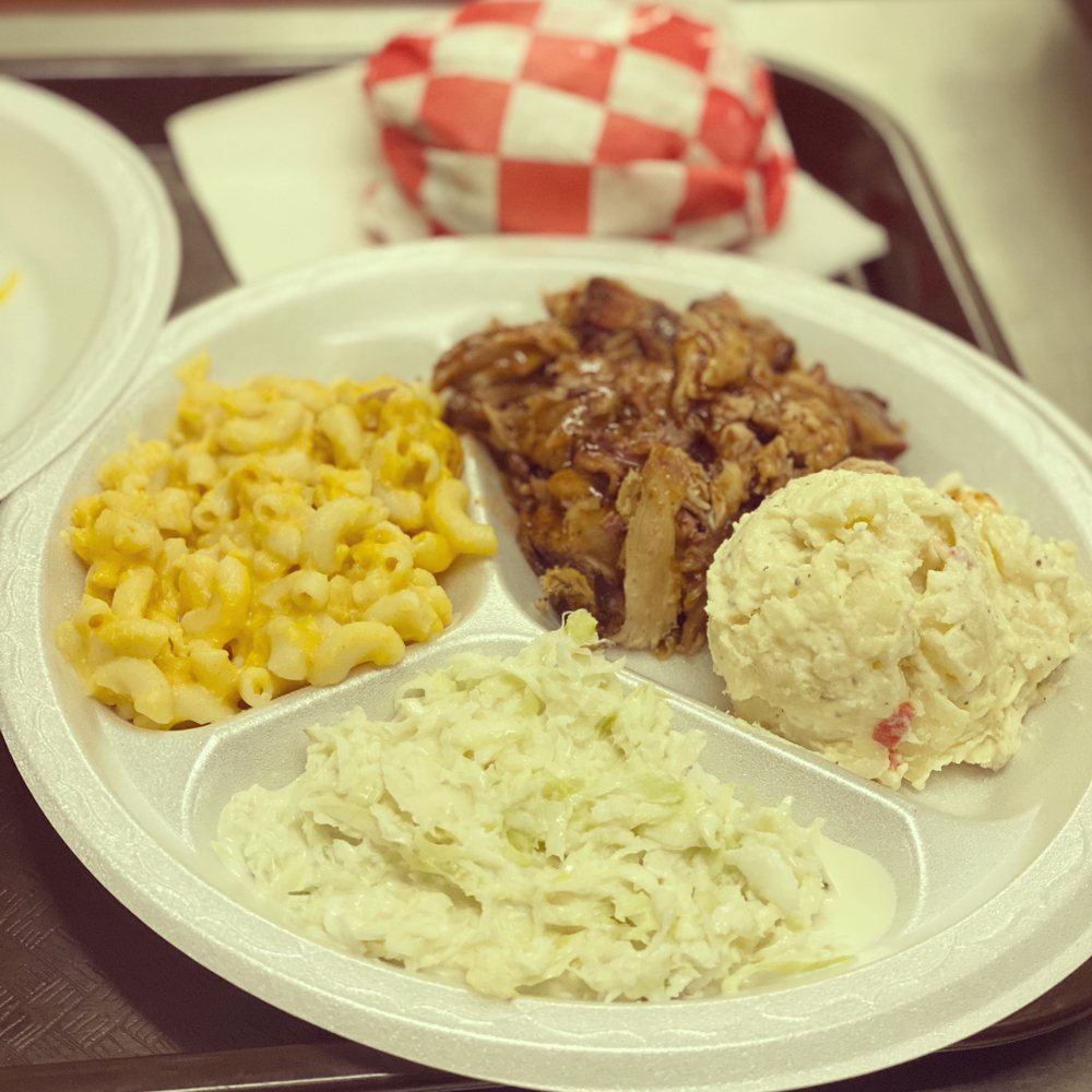 Ole Hickory BBQ: 5061 Maysville Rd, New Market, AL