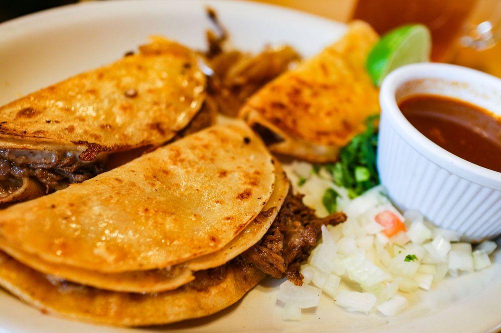 Food from Mi Jalisco Restaurante