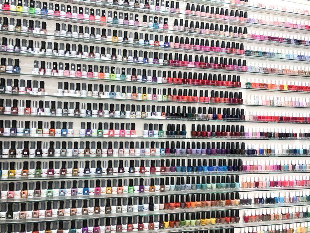 Pinko Nails & Spa: 805 Mamaroneck Ave, Mamaroneck, NY
