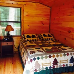 Photo Of Mountain View Cabin Rentals   Tellico Plains, TN, United States.  Bed