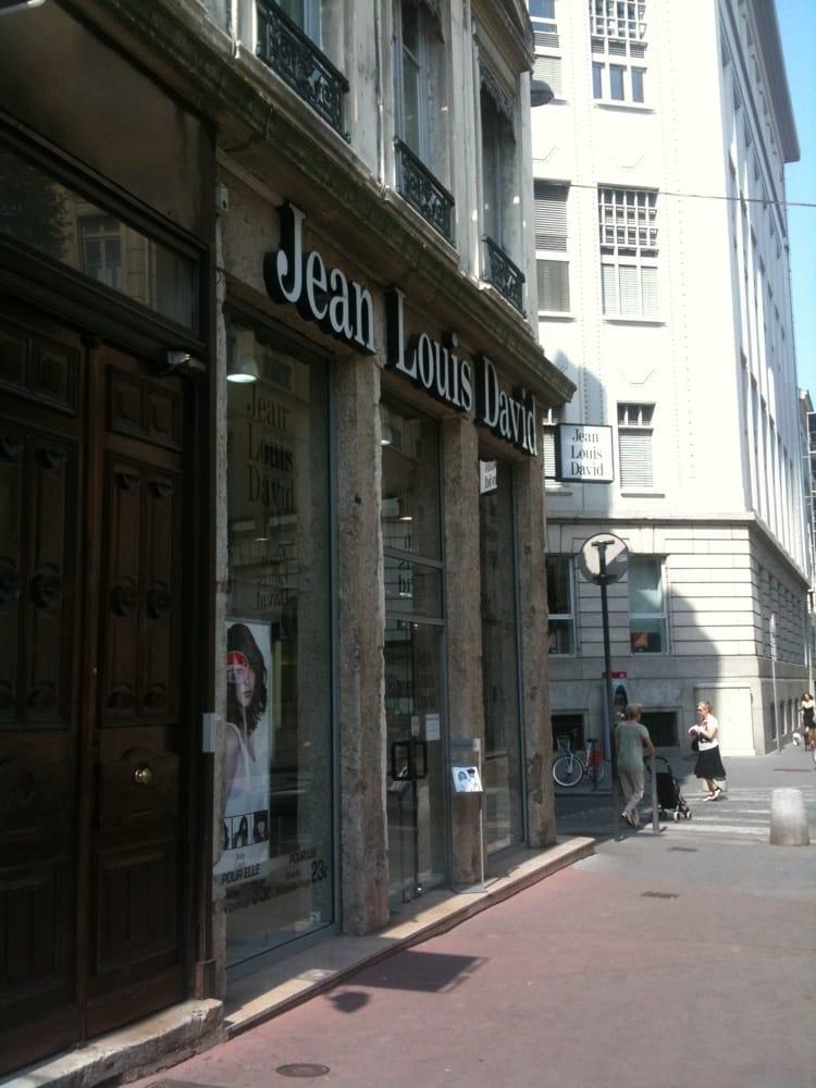 Jean louis david coiffure mixte hair salons 6 place - Salon jean louis david ...