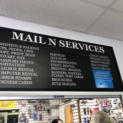 Yelp Reviews for Mail N Services of Newark - 61 Reviews - (New
