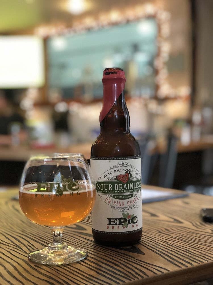 Social Spots from Epic Brewing Company