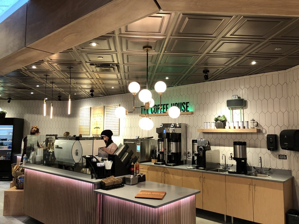 The Coffee House: 9201 75th Ave N, Brooklyn Park, MN