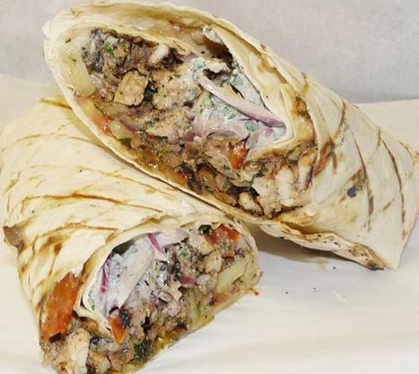 Pharaohs Mediterranean Sandwiches