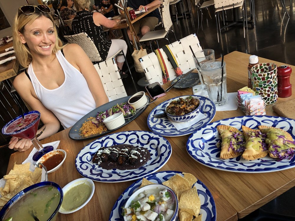 Ambriza Social Mexican Kitchen