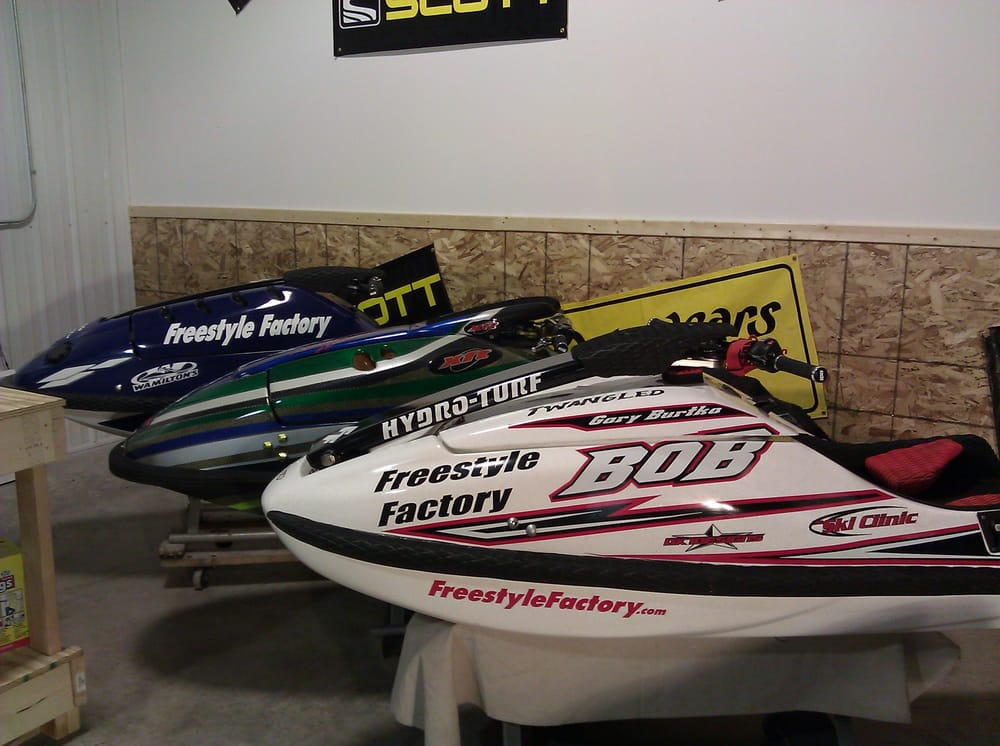 Freestyle Factory: 25276 W Grass Lake Rd, Antioch, IL