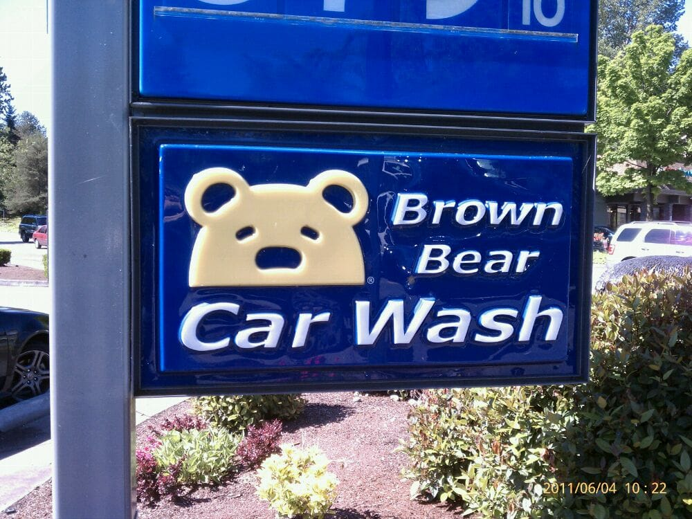 Brown Bear Car Wash - Car Wash - Bellevue, WA, United ...