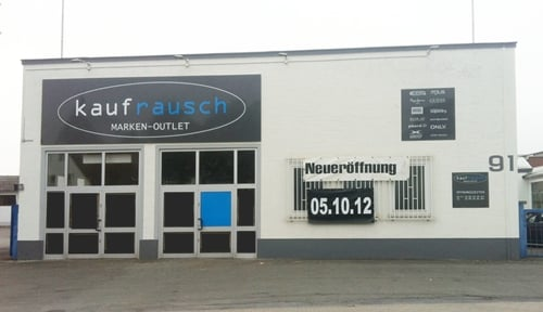 Kaufrausch das marken outlet abbigliamento for Outlet herford
