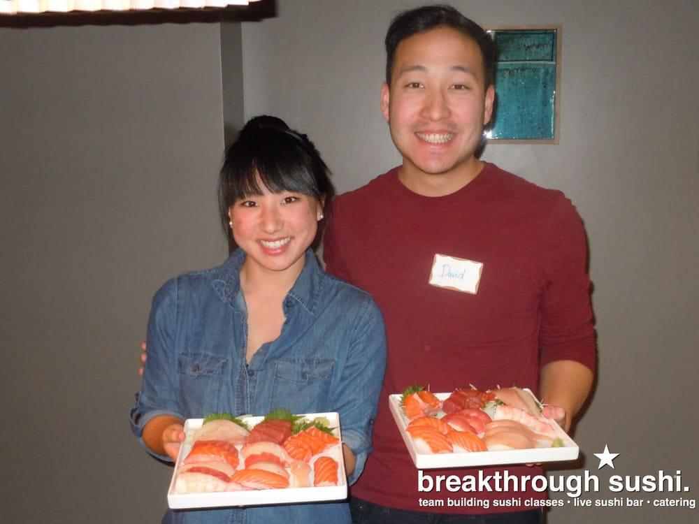 Sashimi And Nigiri Class San Francisco January 2014 Yelp