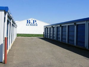 RP Self Storage: 9512 South Powell Rd, Peoria, IL
