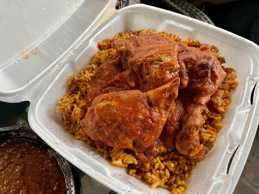 African Fusion Restaurant: 4200 N Dupont Hwy, Dover, DE