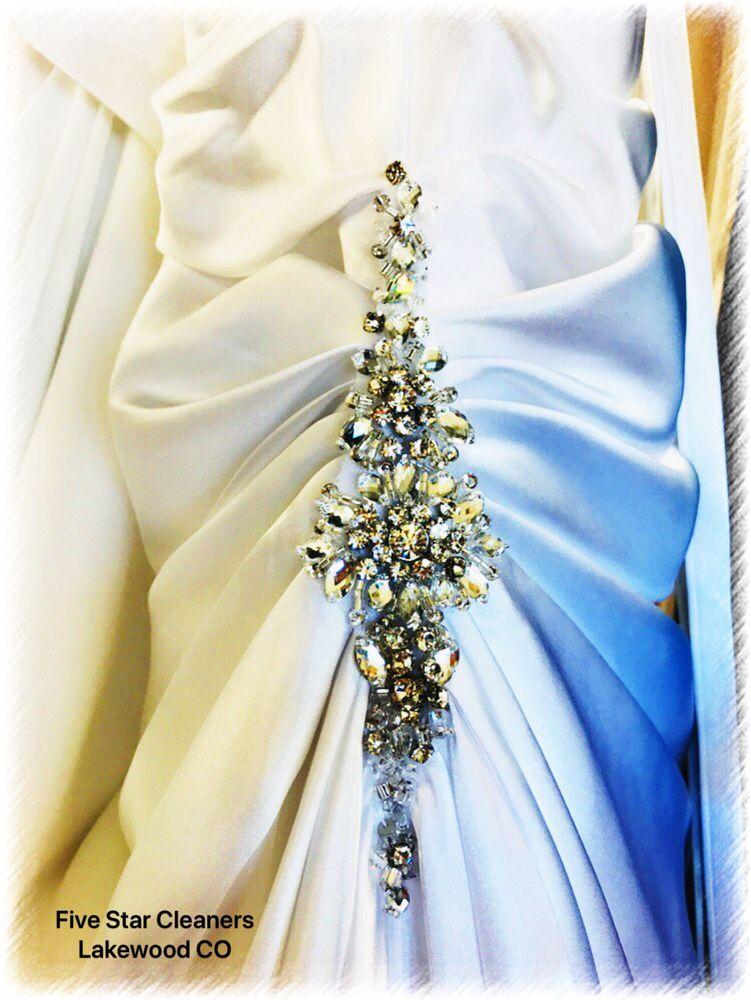 Stunning Wedding Dress Dry Cleaning Yelp