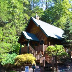 Photo Of Hemlock Hills Cabin Rentals   Gatlinburg, TN, United States.  Wedding Chapel