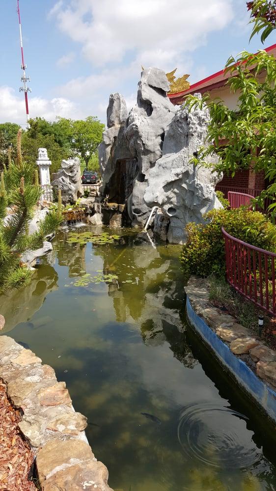 Beautiful Serene Waterfall And Pond Yelp